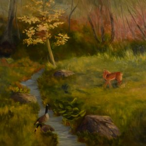 SStefanski_The Clearing_24x30_oil_1400