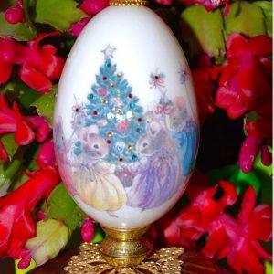christmas egg hcg