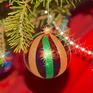 christmas sparkles card hcg