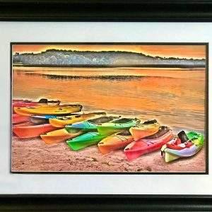 kayaks for hcg