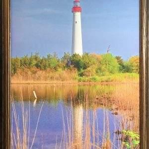 lighthouse reflection for hcg