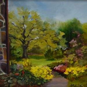 susan stefanski_evening's approach,Tyler Arboretum_450